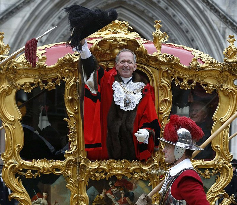 Two Way Radios hired for the Lord Mayor's Show featured image