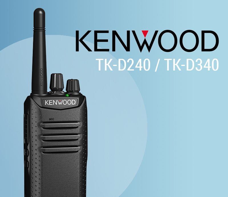 Kenwood TK-D240 / TK-D340 Product Focus featured image