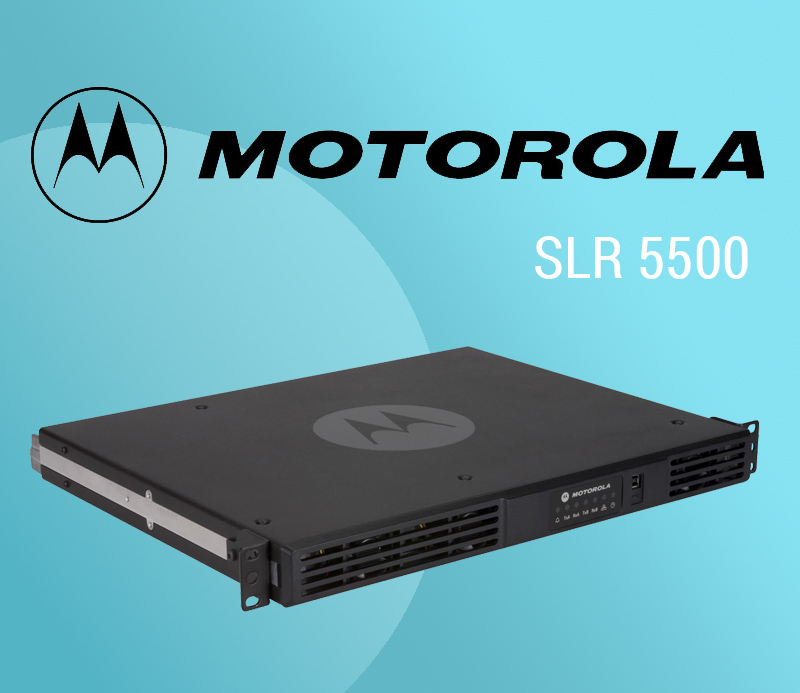 Motorola SLR 5500 Repeater – next generation solution featured image
