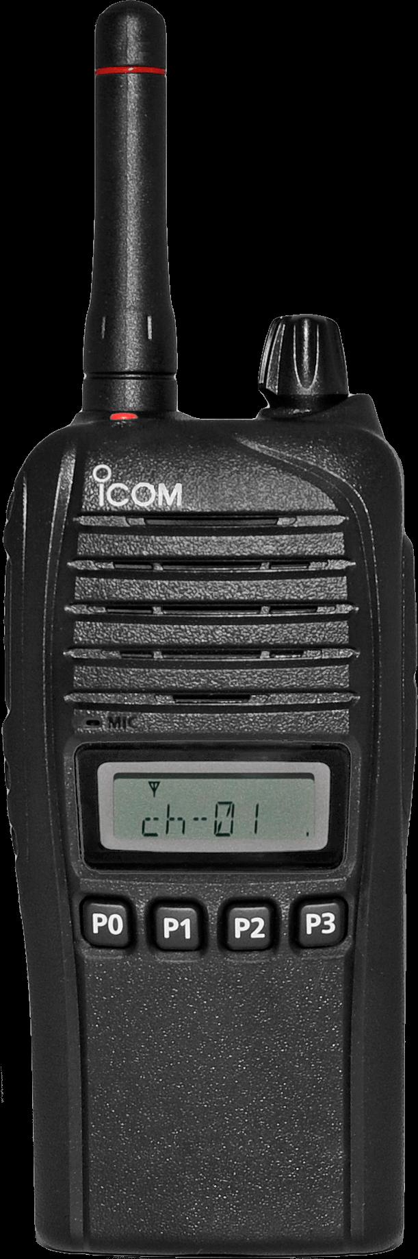 Icom IC-F4032S featured image