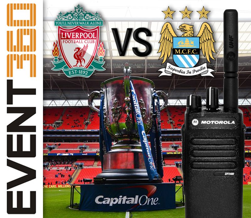 Two Way Radio Hire For the Capital One Cup Final featured image