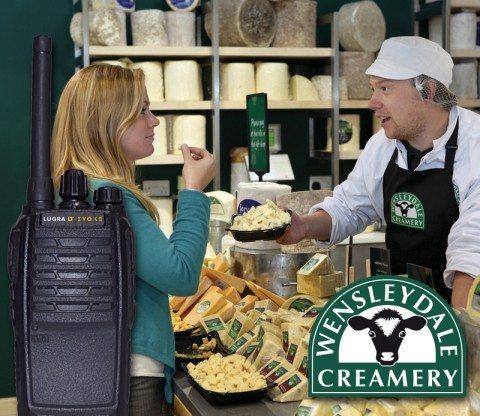 Wensleydale Creamery Purchases Lugra Evoke Radios featured image