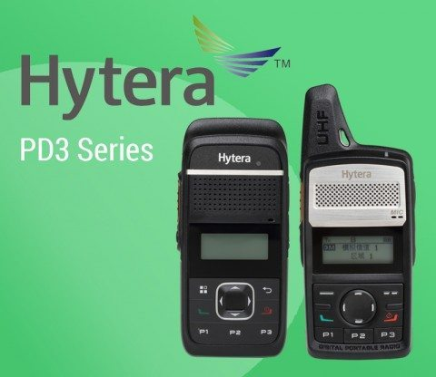 Hytera PD3 Series – compact, lightweight and packed with features featured image