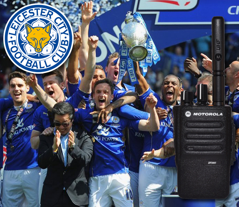 Congratulations to Leicester City, Our Premier Customers! featured image