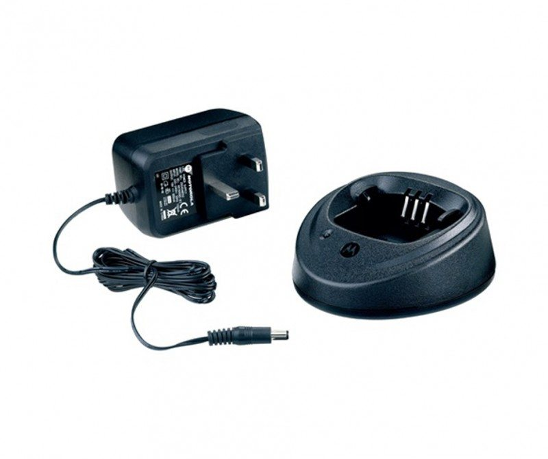 Motorola Single Charger PMLN5191 DP1400 2