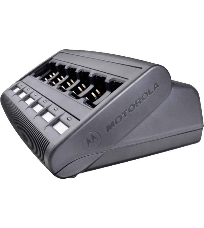 Motorola 6 Way Charger – PMLN6600 featured image