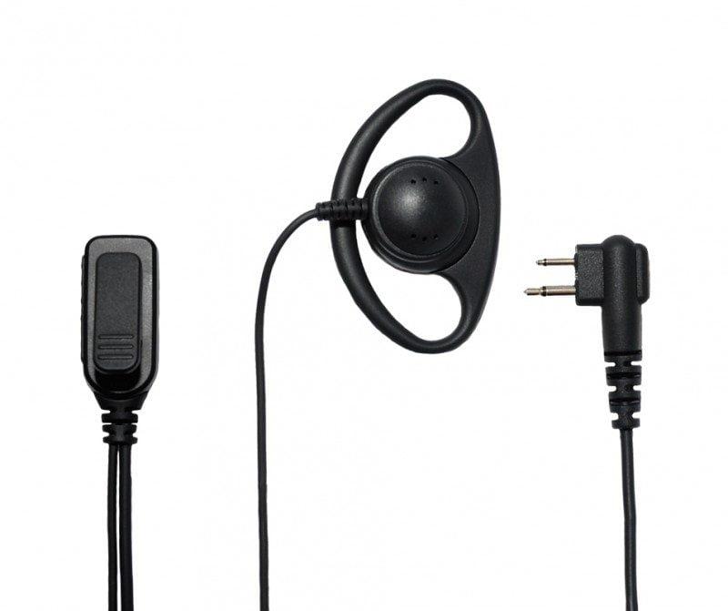 Motorola D Shape Earpiece DP1400