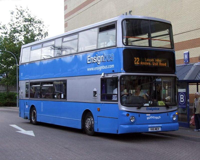 Ensign Bus Radios