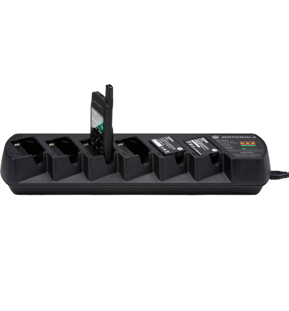 Motorola 6 Way Charger – PMLN6686 featured image