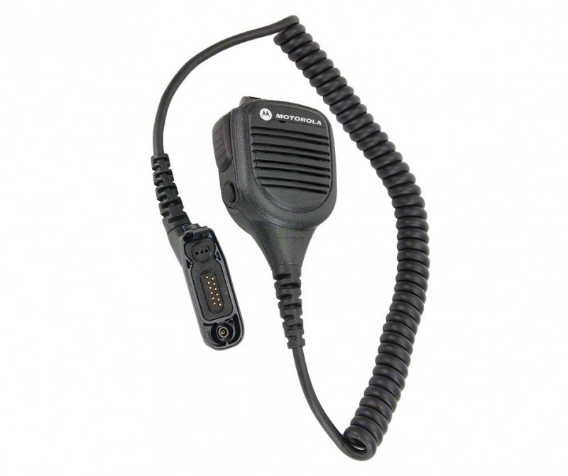 Motorola Remote Speaker Mic PMMN4046 DP4000