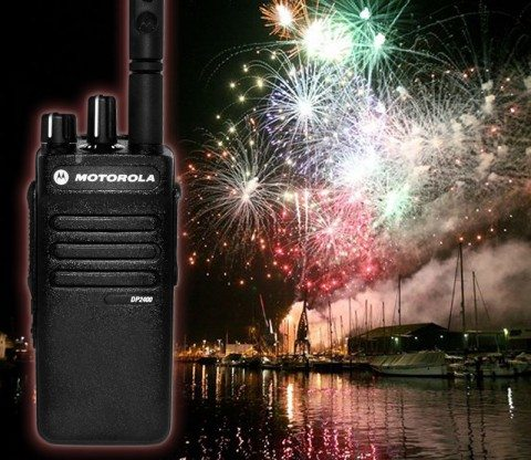 Brentwood Motorola Radio Hire Makes a Splash at Ipswich Waterfront Celebration featured image