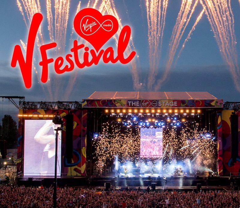 VIP Radio Keeps V Festival On Track featured image
