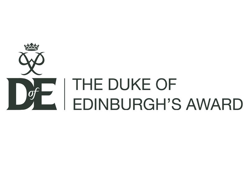 Duke of Edinburgh Award – Buckingham Palace logo