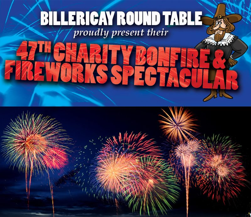 Brentwood Rolls Out Radios for Billericay Fireworks Extravaganza featured image