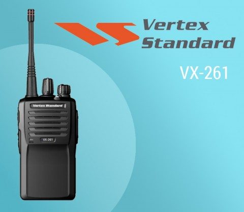 Vertex VX261 –  focuses on high quality performance with the core radio features you need featured image