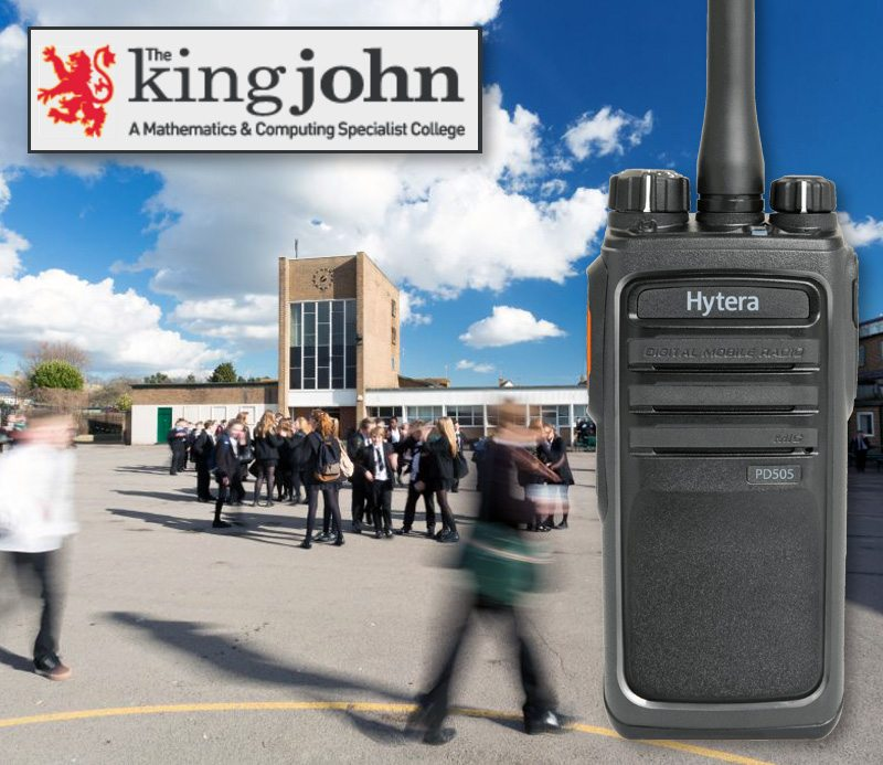 Brentwood Supplies Top Class Handheld Radio To Essex School featured image