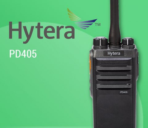 Hytera PD405: Seamless Switching Between Analogue and Digital featured image