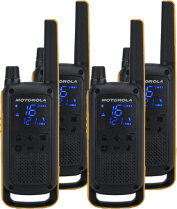 Motorola TALKABOUT T82 Extreme – Quad featured image