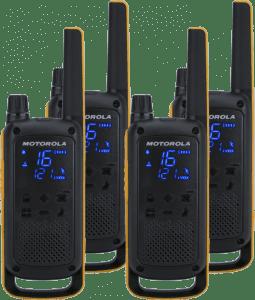 Motorola TALKABOUT T82 Extreme - Quad