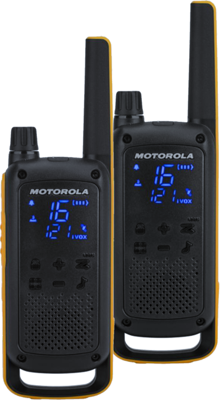 Motorola TALKABOUT T82 Extreme – Twin featured image