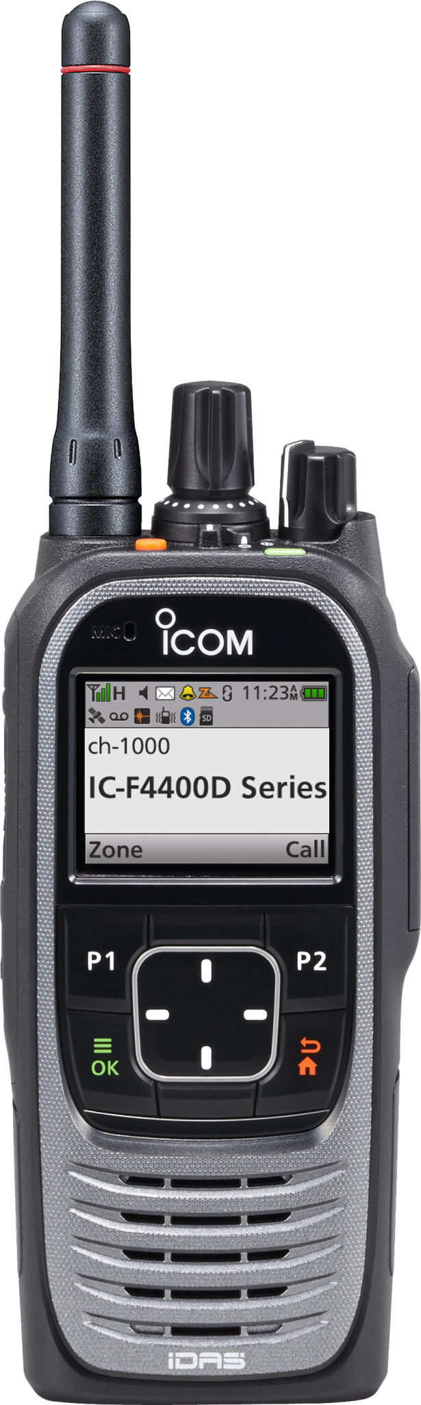 Icom IC-F4400DS featured image