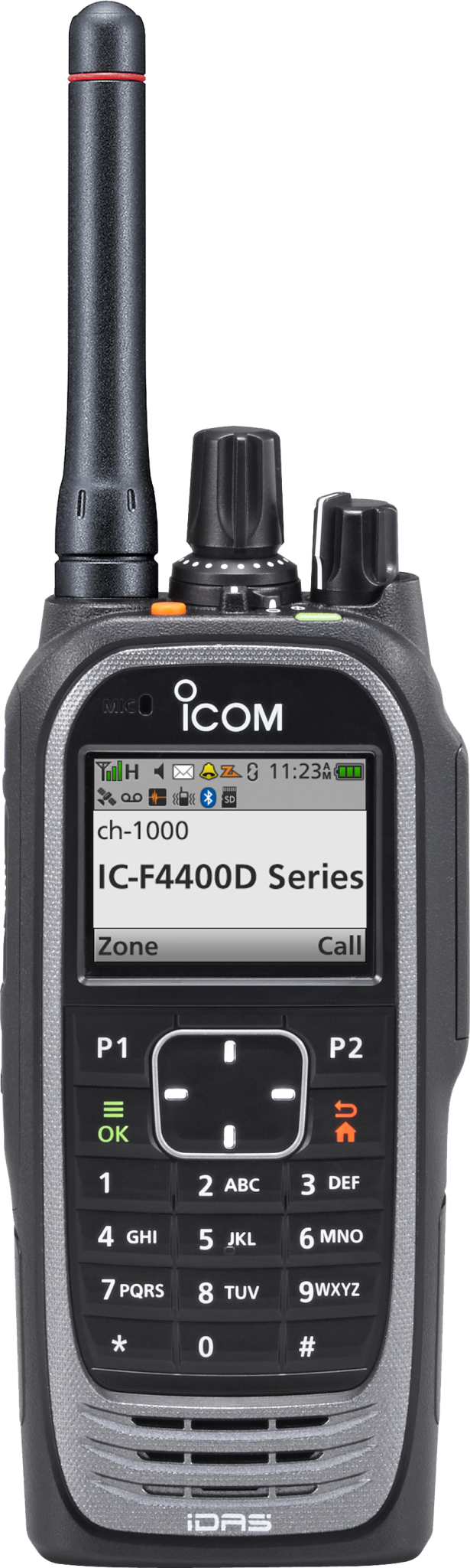Icom IC-F4400DT featured image