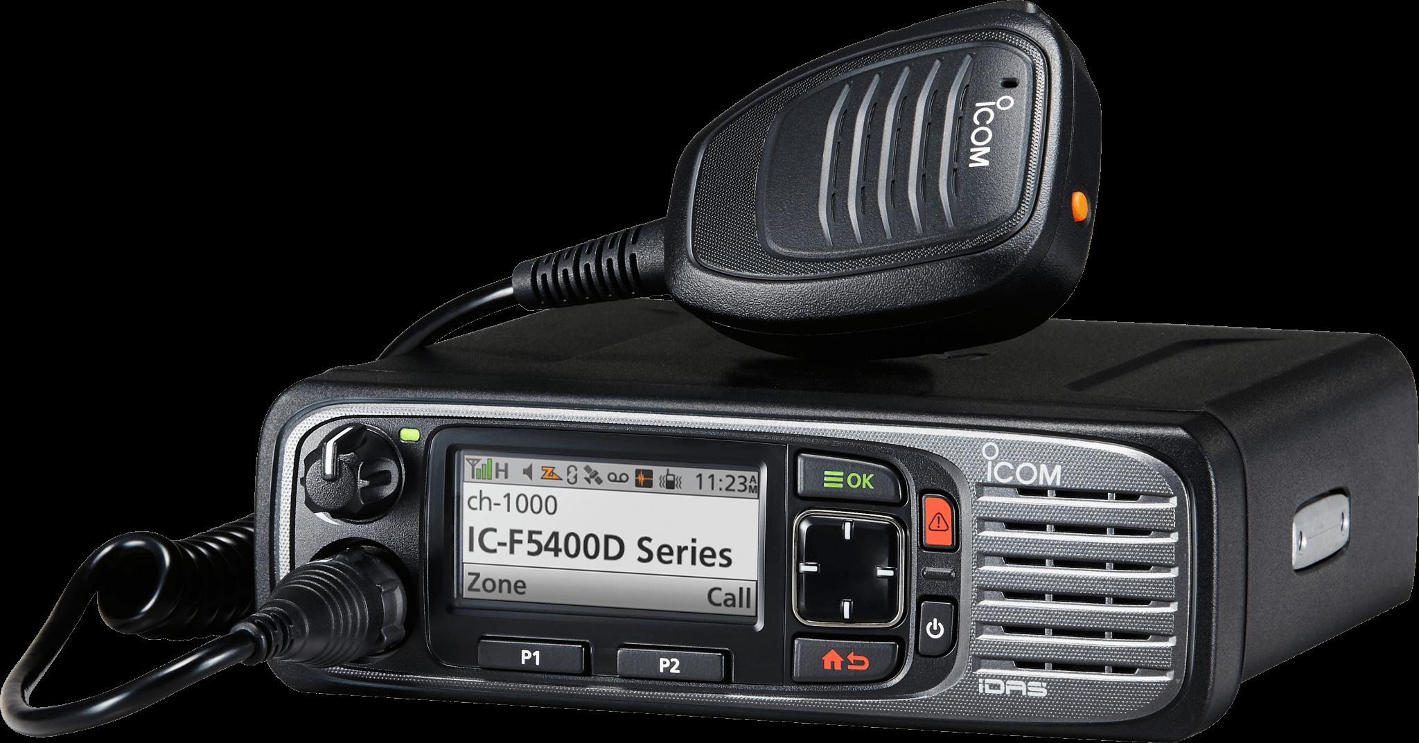 Icom IC-F5400D featured image