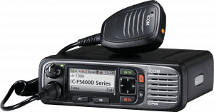 Icom IC-F6400D featured image
