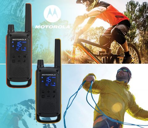 Motorola Gets Tough with Outdoors TALKABOUT Range featured image