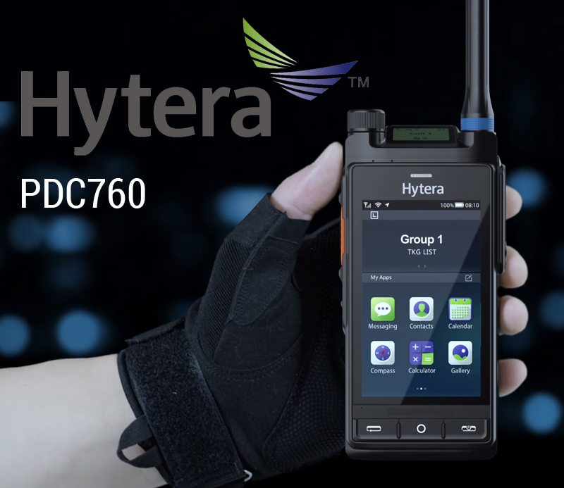 Hytera PDC760: A Truly Modern Digital/Analogue Radio featured image