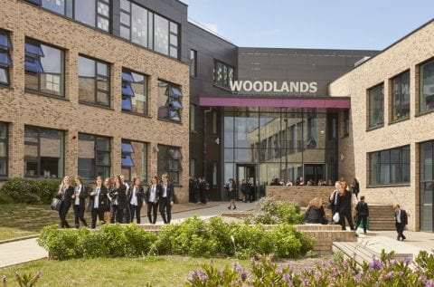 Woodlands School featured image