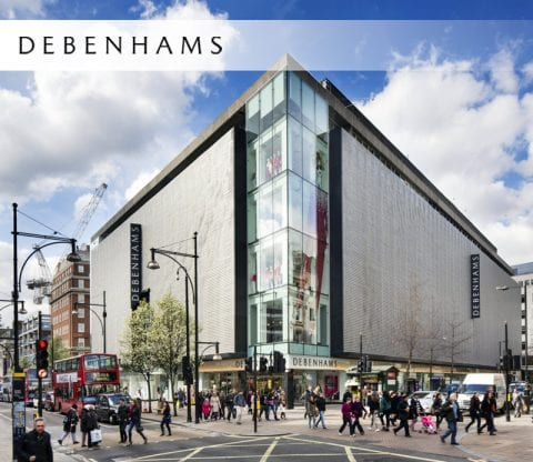 Debenhams Hires Radios to Ensure Safe Shopping For All featured image