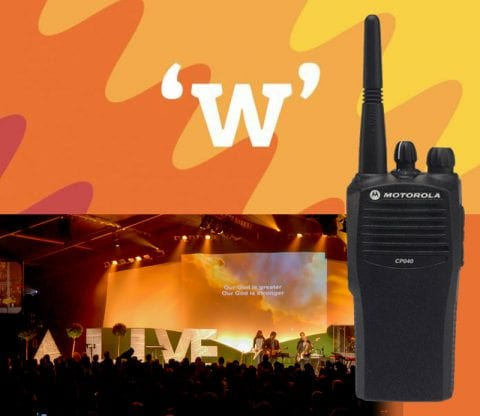 Radios Supplied to Charity Event at the Beach featured image