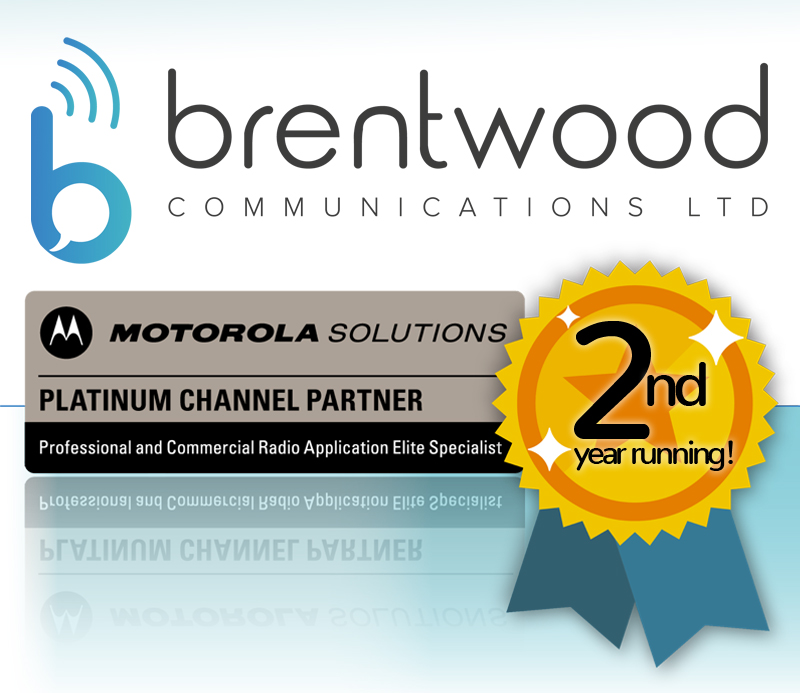 Brentwood Retains Elite Status as Motorola Partner featured image