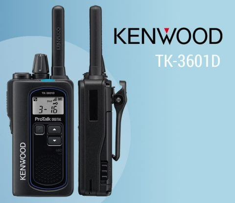 Kenwood Announces Affordable New Two Way Radio for Business featured image