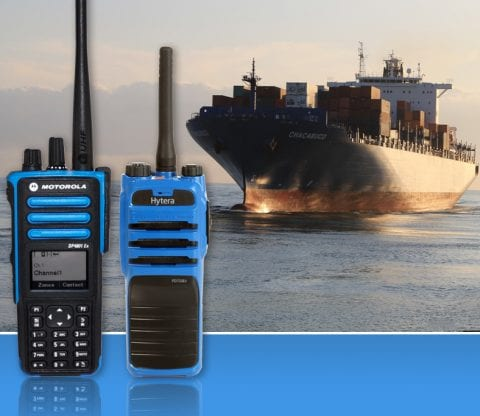 New Sea Safety Regulations Specify Two Way Radios on Ships featured image