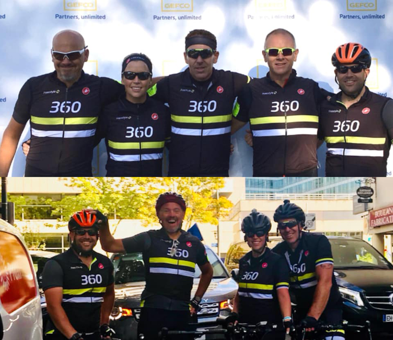 Freestyle 360 Cycle 300 Miles for Children In Need with Brentwood featured image