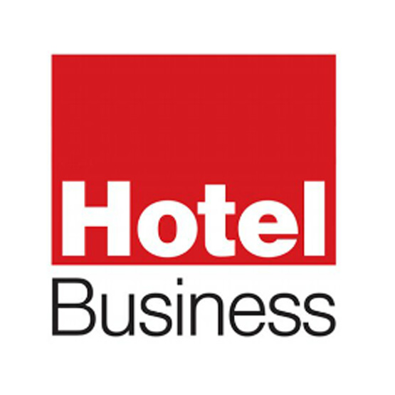 hotel business logo Square