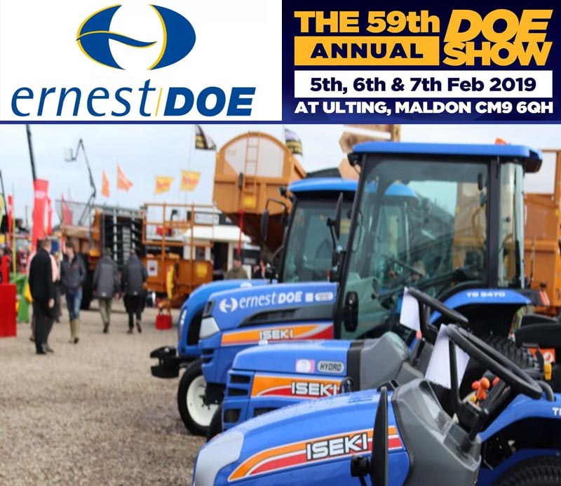 Brentwood Pulls Its Weight at the UK's Biggest Tractor Show featured image