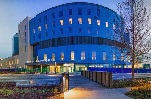 Royal Papworth Hospital featured image