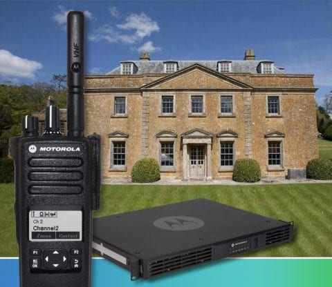 Two Way Radio Adds Finishing Touch to Historic Estate Revamp featured image