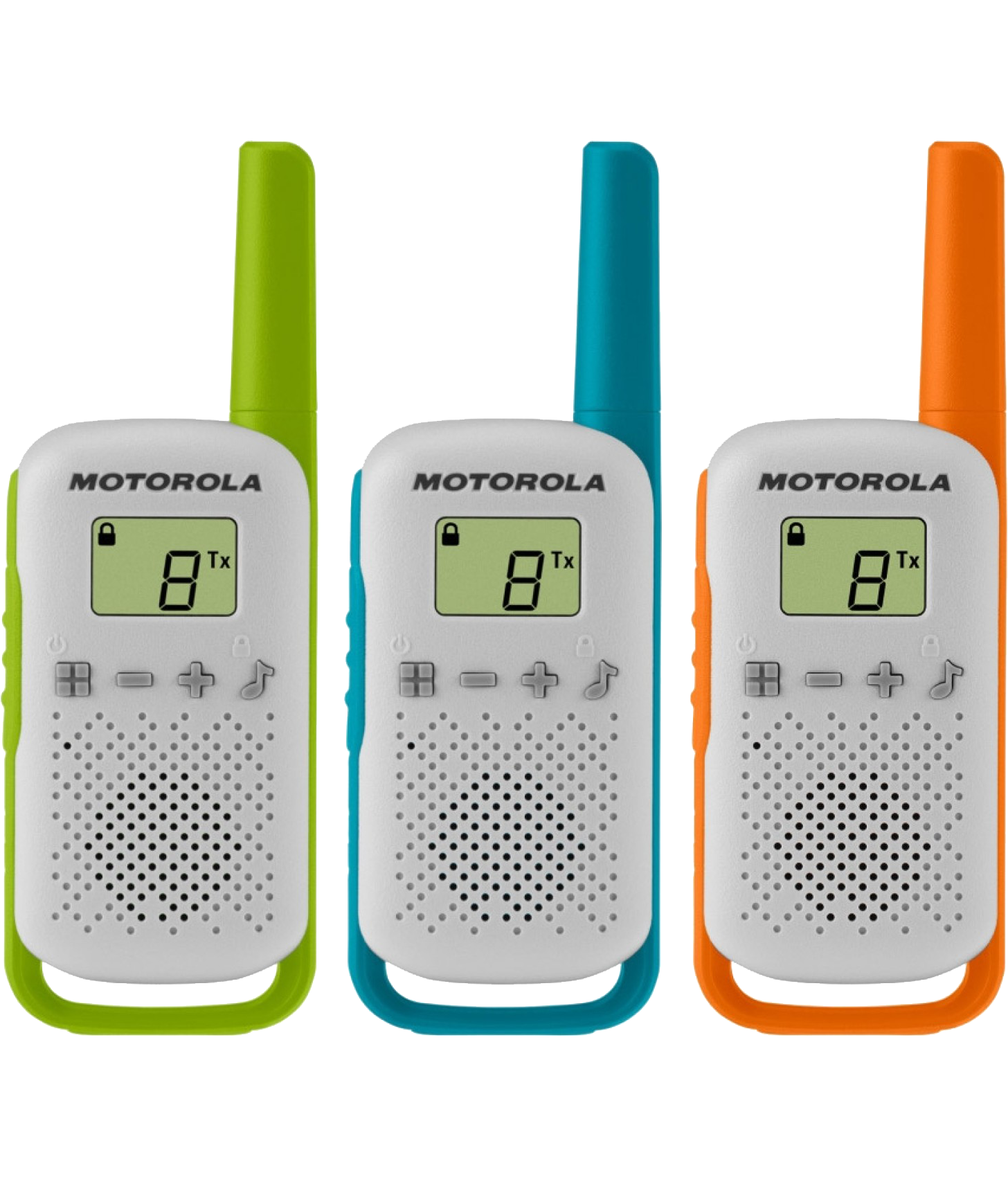 Motorola TALKABOUT T42 Triple Pack featured image
