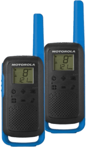 Motorola TALKABOUT T62 Twin Pack – Blue featured image