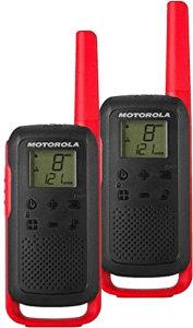 Motorola TALKABOUT T62 Twin Pack – Red featured image