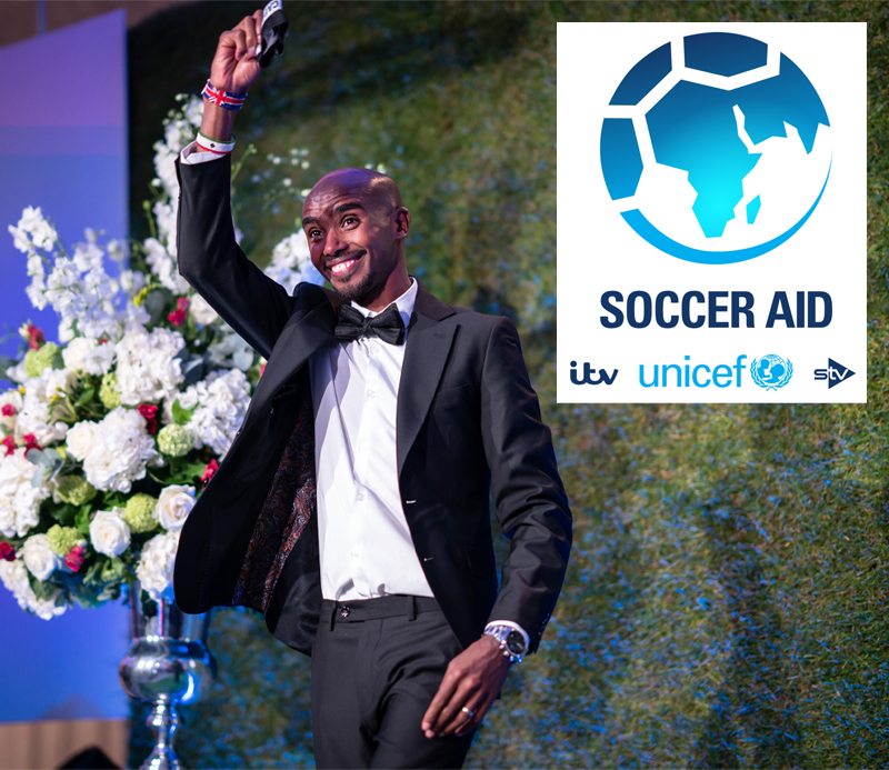 Soccer Stars Score Big for UNICEF! featured image