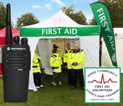 Delivering First Aid to Events Across Essex featured image
