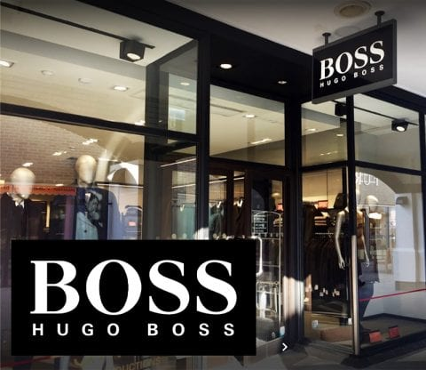Brentwood Radios Are Bang On Trend at Hugo Boss Store! featured image