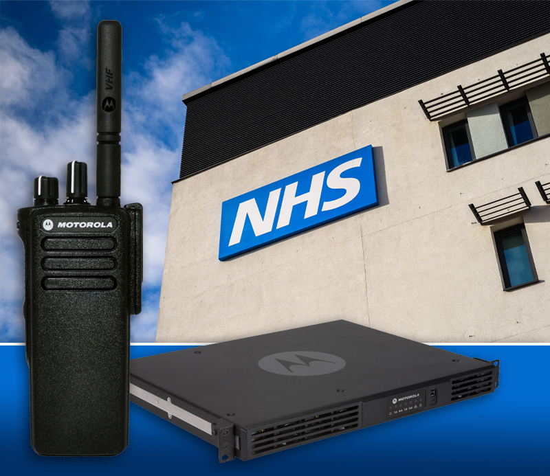 Digital Two Way Radio the Right Medicine for Ipswich Hospital featured image