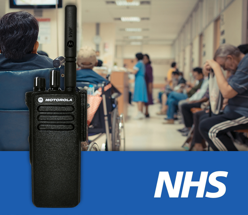 Comms Boost for Frontline NHS Staff at Basildon Hospital featured image