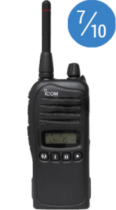 Icom IC-F4029SDR featured image